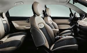 Fiat 500 X Interior 2016 Fiat 500x Interior Photo