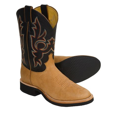 justin boots for justin boots j flex roper boots for 2928n save 34
