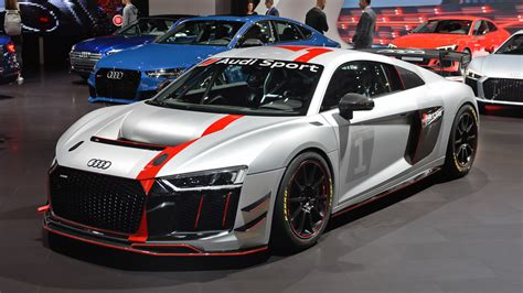 audi race car audi r8 lms gt4 debuts in york a ready made race car