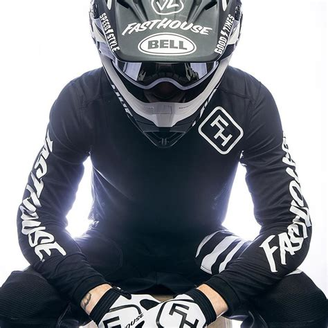 motocross gear for fasthouse l1 grindhouse black gear set at mxstore