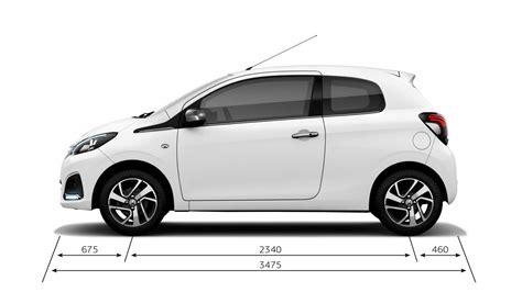 peugeot door peugeot 108 3 door technical information peugeot uk
