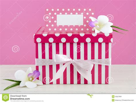 Skinnova Whitening Complete Day Pink happy mothers day pink and white gift with greeting card stock photo image 53527891