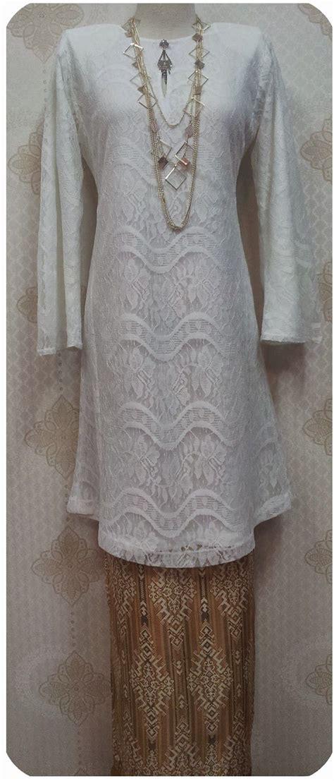 Kain Satin Korea Silver 34 best images about kebaya baju panjang songket on