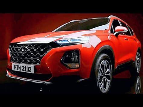 Hyundai Santa Fe 2020 by 2020 Hyundai Santa Fe All New Hyundai Santa Fe 2019 And
