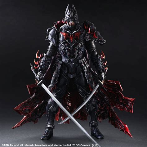 Batman Bushido Variant Figure Shows Spirit of the Samurai