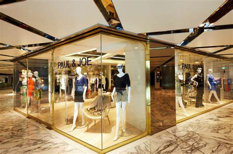 paul joe store by doherty lynch sydney 187 retail design blog