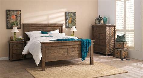 settler bedroom furniture the settler bedroom suite is