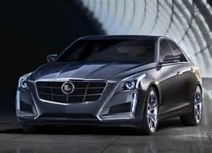 Cadillac Crs New 2014 Cadillac Cts Gets Vsport Trim Details And Pictures