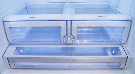 Samsung Refrigerator Drawer Removal by Samsung Rf28hdedbsr Refrigerator Review Reviewed