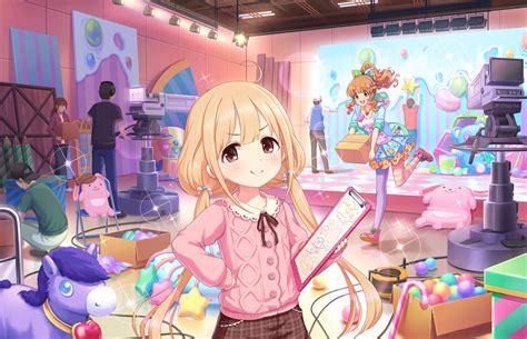 Idolmaster Set Kirari Moroboshi anime picture idolmaster idolmaster cinderella