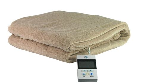 Electric Heated Rug by Electric Heated Throw Rug Groupon Goods