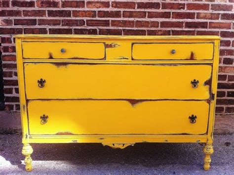 Yellow Dresser by I The Color Of This Dresser Home Sweet Home