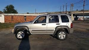 Jeep Liberty Cargo Space 2004 Jeep Liberty Sport Used Jeep Liberty For Sale In