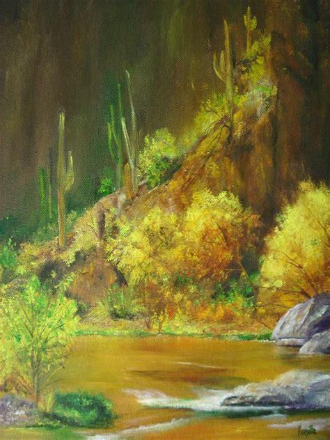 Vibrant Landscape Pictures Vibrant Landscape Paintings Arizona
