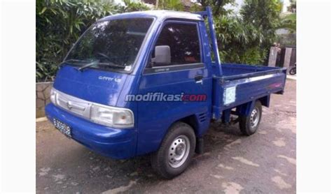 Suzuki Carry Futura 1 5 Up suzuki futura 1 5 carry up th 2010 biru