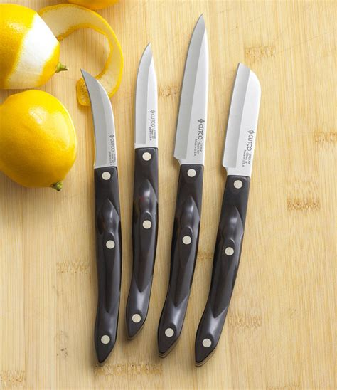kitchen paring knives 4 quot paring knife kitchen knives by cutco
