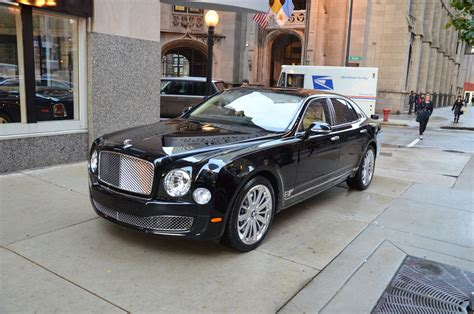 bentley mulsanne black 2013 bentley mulsanne information and photos momentcar