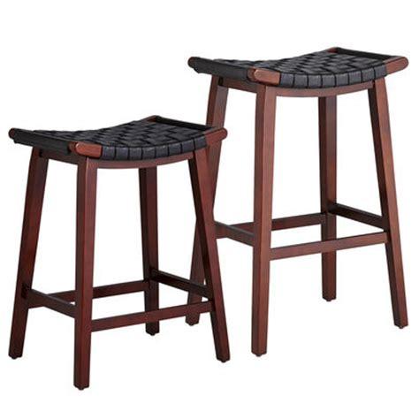 Black Backless Bar Stools by Keating Backless Bar Counter Stools Black Pier 1 Imports