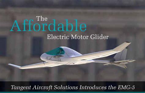 affordable electric motor glider aviators hot