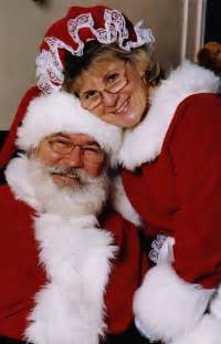 santa claus and mrs claus new calendar template site