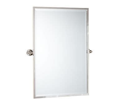 kensington pivot mirror extra large wide rectangle satin 36 best master bath mirrors and medicine cabinet images on