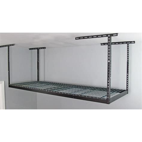 Storage Racks by 3 X 8 Overhead Storage Rack Overhead Garage Storage