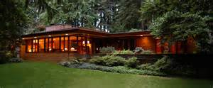 Frank Lloyd Wright Usonian House Plans For Sale Frank Lloyd Wright House Cullen Grassy Hill Nestling Right Into Nature Joining And Enhancing It