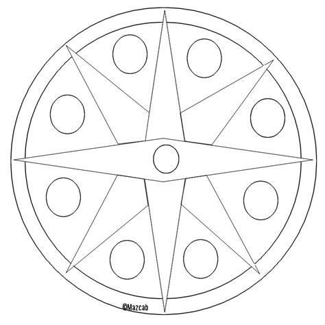 Mandala Imprimer