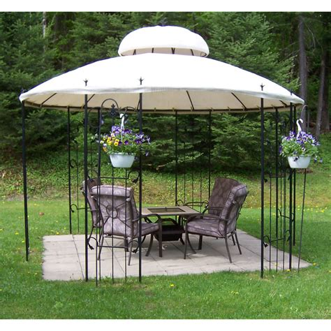 canadian tire sunjoy gazebo replacement canopy