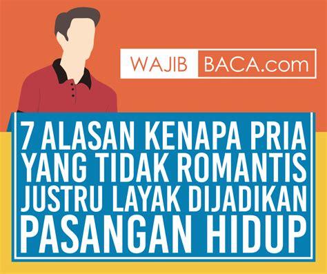 jangan bersedih  suami tidak  romantis  alasan