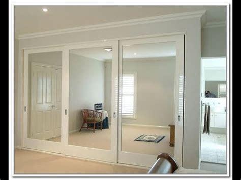 mirror sliding doors closet mirror closet sliding door