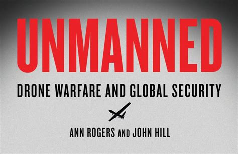 book review unmanned drone warfare and global security