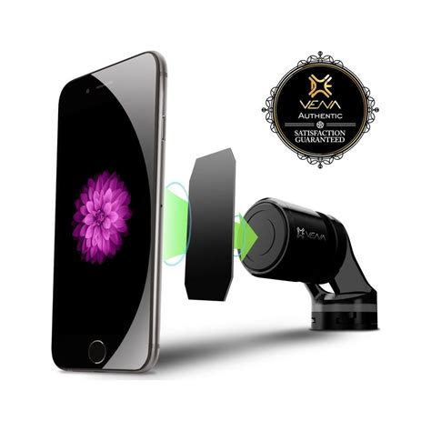 Kartu Telephone Magnetic 7 magnetic car mount cell phone holder stand for iphone 7 and galaxy s8