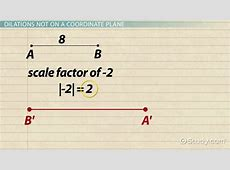Dilation in Math: Definition & Meaning - Video & Lesson ... Dilatation Meaning