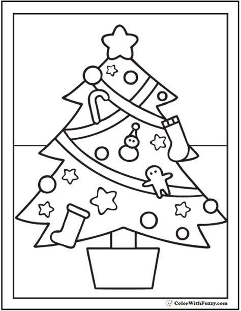 christmas tree and snowman coloring pages christmas tree coloring page