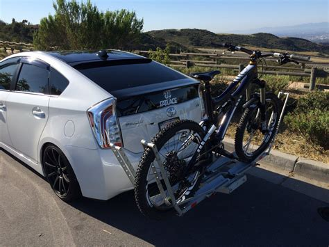Bike Rack For Prius 2010 by Bike Rack For 2010 Prius Cosmecol