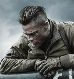 army haircut fury how to get the brad pitt s fury hairstyle cool men s hair