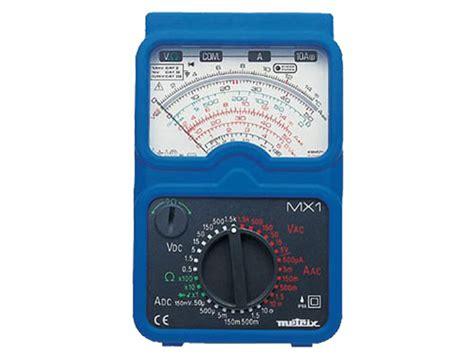 Multitester Victor multimetro analogico metrix mx1 quot mx1 quot quot tester quot quot tester