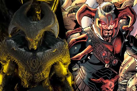 justice league film bad guy who is steppenwolf justice league s bad guy