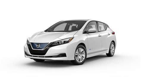 2018 nissan leaf redesign nissan unveils redesigned 2018 nissan leaf with 240 400 km
