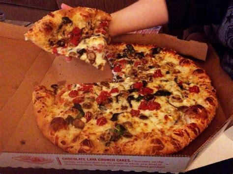domino pizza xl xl pacific veggie pizza d yelp