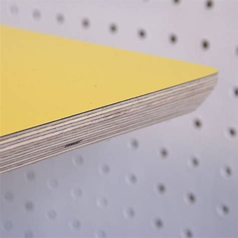 Desk Laminate Sheets by Formica Table Yellow By Winter S Moon
