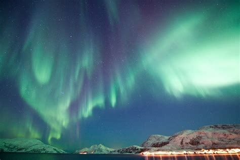 vacation packages to see northern lights hotel northern lights tromso fjord travel