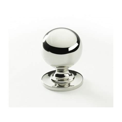 polished nickel cabinet knobs armac martin 2324 cupboard knob drawer pull