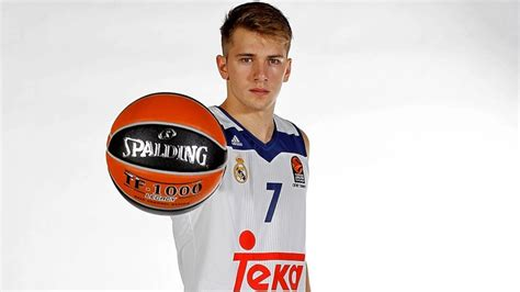 who is luka doncic the slovenian stud s stats highlights