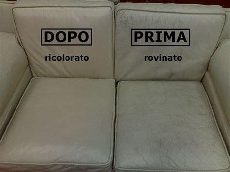 restauro divani in pelle restaurare e riparare la pelle di divani sedili e interni