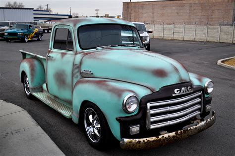 gmc classic truck 1954 gmc truck restomod classic gmc other 1954 for sale
