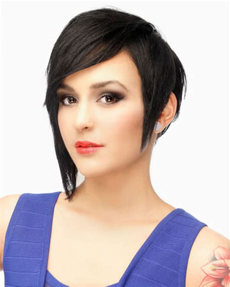 30 Best Layered Hairstyles Hairstyles by 30 Best Bob Haircuts With Bangs And Layered Bob