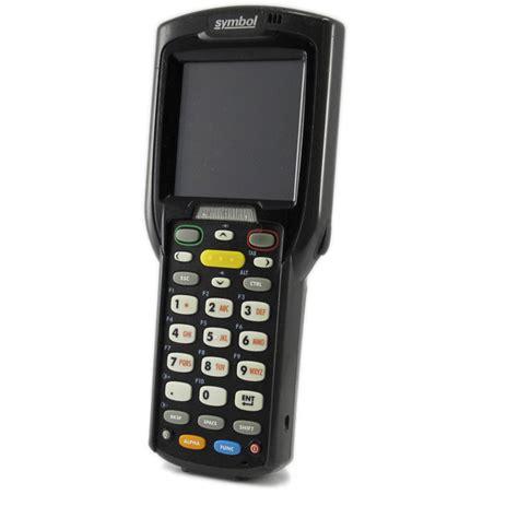 motorola mobile computer scanner motorola symbol mc3090 s mobile computer 2d barcode