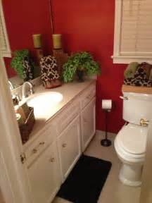 Brown Bathroom Decor » Modern Home Design
